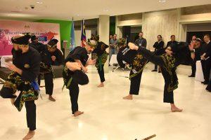Culture Silat - Démo Silat Gayung Fatani - UNESCO 2017 (5)