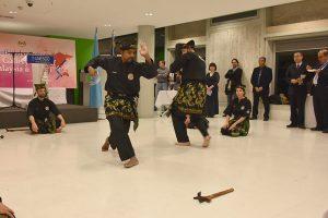 Culture Silat - Démo Silat Gayung Fatani - UNESCO 2017 (8)