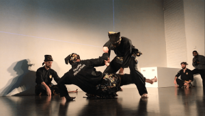 Culture Silat - Démo Silat Seni Gayung Fatani - Inalculturelle 2017 (13)