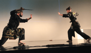 Culture Silat - Démo Silat Seni Gayung Fatani - Inalculturelle 2017 (22)