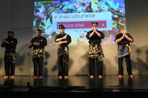 Culture Silat - Démo Silat Seni Gayung Fatani - Inalculturelle 2017 (6)