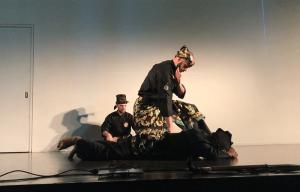 Culture Silat - Démo Silat Seni Gayung Fatani - Inalculturelle 2017 (7)