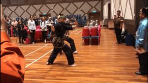 Culture Silat - Démo de Silat Gayung Fatani à Melaka - 2018 (1)
