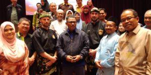 Culture Silat - Démo de Silat Gayung Fatani à Melaka - 2018 (5)