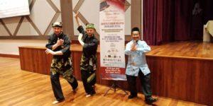 Culture Silat - Démo de Silat Gayung Fatani à Melaka - 2018 (8)