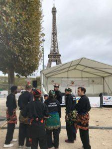 Culture Silat - Démo de Silat Gayung Fatani au Famillathlon Paris - 2018 (11)