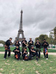 Culture Silat - Démo de Silat Gayung Fatani au Famillathlon Paris - 2018 (5)