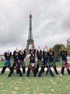 Culture Silat - Démo de Silat Gayung Fatani au Famillathlon Paris - 2018 (6)