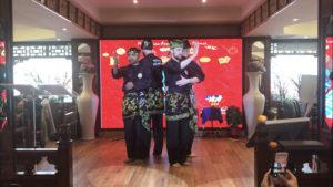 Culture Silat - Démonstration Silat Gayung Fatani au Nouvel An Chinois 2018 (1)