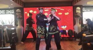 Culture Silat - Démonstration Silat Gayung Fatani au Nouvel An Chinois 2018 (11)