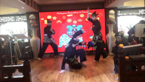 Culture Silat - Démonstration Silat Gayung Fatani au Nouvel An Chinois 2018 (13)