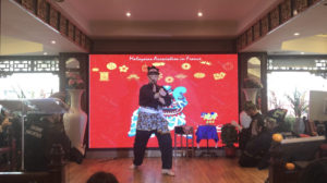 Culture Silat - Démonstration Silat Gayung Fatani au Nouvel An Chinois 2018 (14)