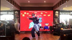 Culture Silat - Démonstration Silat Gayung Fatani au Nouvel An Chinois 2018 (15)