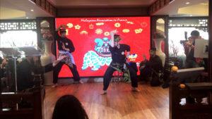 Culture Silat - Démonstration Silat Gayung Fatani au Nouvel An Chinois 2018 (18)