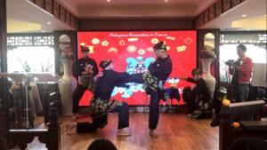 Culture Silat - Démonstration Silat Gayung Fatani au Nouvel An Chinois 2018 (20)