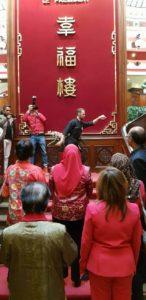 Culture Silat - Démonstration Silat Gayung Fatani au Nouvel An Chinois 2018 (30)