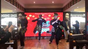 Culture Silat - Démonstration Silat Gayung Fatani au Nouvel An Chinois 2018 (4)