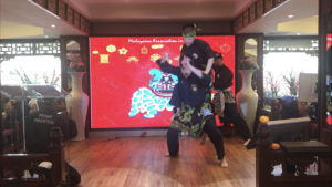 Culture Silat - Démonstration Silat Gayung Fatani au Nouvel An Chinois 2018 (6)