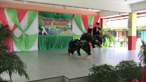 Culture Silat - Démonstration de Silat - SMK Taman Maluri - Malaisie 2018 (9)