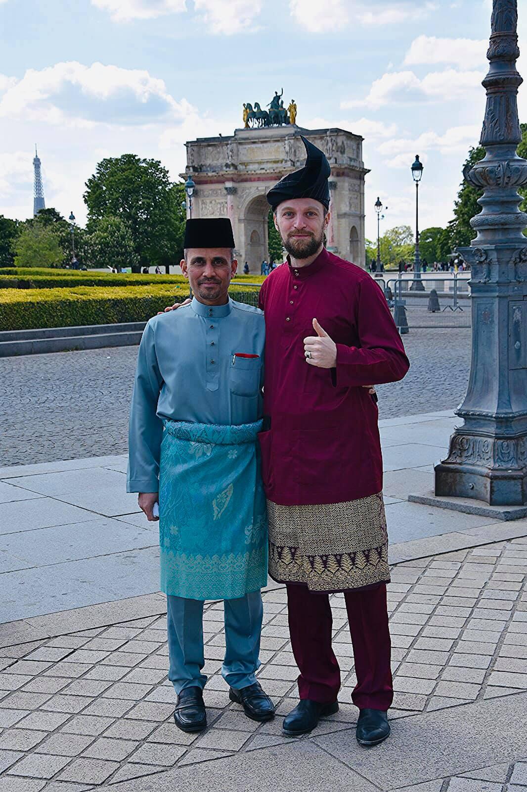 Culture Silat - Dato Azfar Mohamed Mustafar & Cikgu Audran Le Guillou - 2021