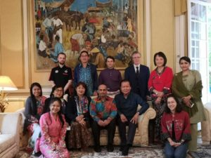 Culture Silat - Demo Silat Fatani à Rumah Malaysia - 2018 (1)
