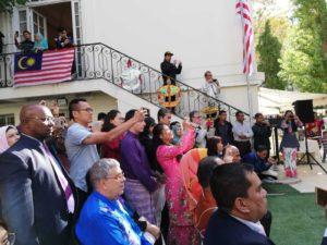 Culture Silat - Demo Silat Fatani à Rumah Malaysia - 2018 (10)