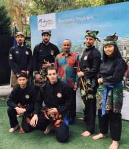 Culture Silat - Demo Silat Fatani à Rumah Malaysia - 2018 (11)