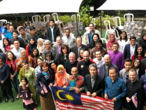 Culture Silat - Demo Silat Fatani à Rumah Malaysia - 2018 (3)