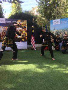 Culture Silat - Demo Silat Fatani à Rumah Malaysia - 2018 (5)