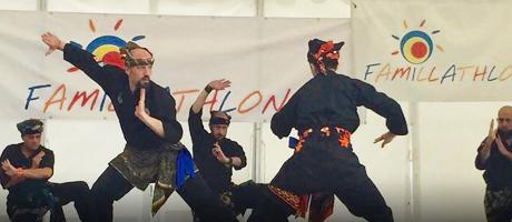 Culture Silat - Famillathlon 2018