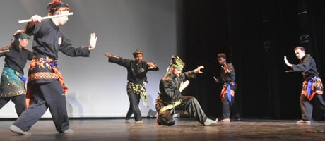 Culture Silat - Festival Langues et Cultures - Avon 2018