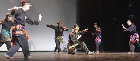 Culture Silat - Festival Langues et Cultures - Avon 2018