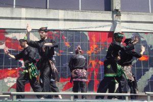 Culture Silat - Festival Littla Asia Bolly Dewani - Démonstration de Silat (8)