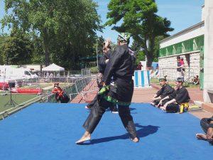 Culture Silat - Festival Littla Asia Bolly Dewani - Démonstration de Silat (9)