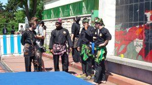 Culture Silat - Festival Little Asia Bolly Dewani - Avant la démo de Silat (4)
