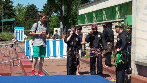 Culture Silat - Festival Little Asia Bolly Dewani - Avant la démo de Silat (5)