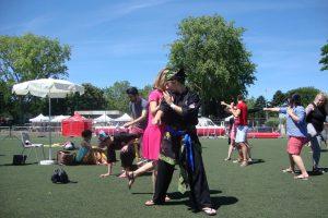 Culture Silat - Festival Little Asia Bolly Dewani - Cours découverte Silat (1)