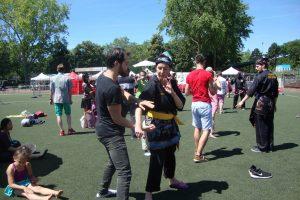 Culture Silat - Festival Little Asia Bolly Dewani - Cours découverte Silat (3)