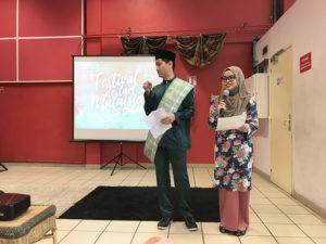 Culture Silat - Festival Seni Malaysia 2018 - Grenoble Salle Rouge (11)