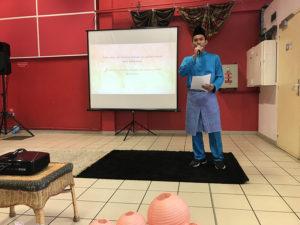 Culture Silat - Festival Seni Malaysia 2018 - Grenoble Salle Rouge (12)