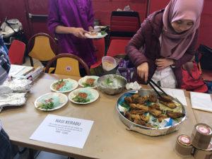 Culture Silat - Festival Seni Malaysia 2018 - Grenoble Salle Rouge (15)