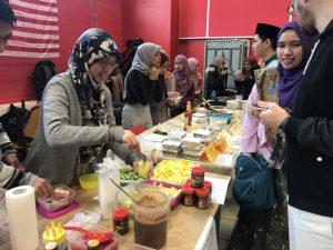 Culture Silat - Festival Seni Malaysia 2018 - Grenoble Salle Rouge (16)