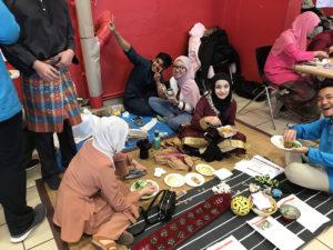 Culture Silat - Festival Seni Malaysia 2018 - Grenoble Salle Rouge (17)