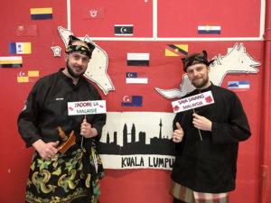 Culture Silat - Festival Seni Malaysia 2018 - Grenoble Salle Rouge (20)
