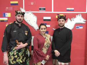 Culture Silat - Festival Seni Malaysia 2018 - Grenoble Salle Rouge (21)