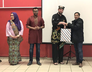 Culture Silat - Festival Seni Malaysia 2018 - Grenoble Salle Rouge (22)