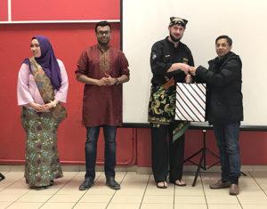 Culture Silat - Festival Seni Malaysia 2018 - Grenoble Salle Rouge (22)