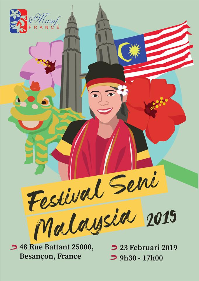 Culture Silat - Festival Seni Malaysia 2019