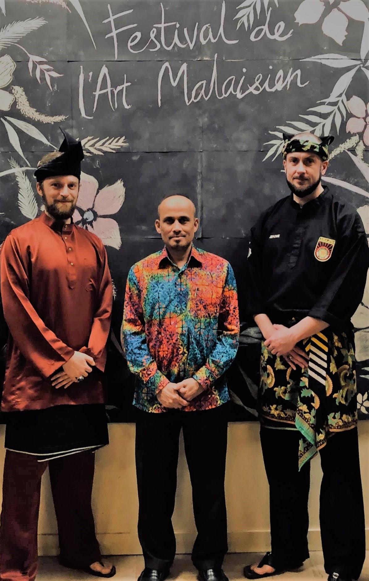 Culture Silat - Festival Seni Malaysia - Ambasade de Malaisie