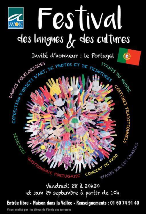 Culture Silat - Festival des Langues et Culture d'Avon - 2018